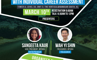 EJA & UOH Co-organised Career Talk Saturday March 10th 2018