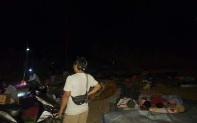 Team Rudy Trekker Continues With Victim Relief And Restoration of Tourism