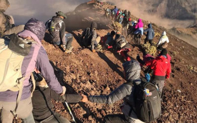 Uniquevarcity Of Hikers begins collection of funds specifically for LombokReliefFunds